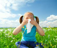 What is Allergies in children Ayurvedic treatment