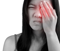 What is Eye infections Ayurvedic treatment