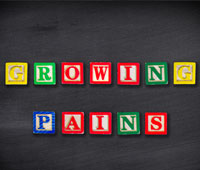 What is Growing pains Ayurvedic treatment