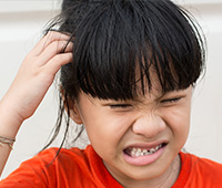 Head lice Ayurvedic treatment