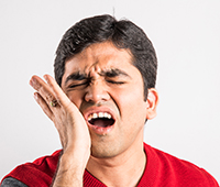 Tooth sensitivity Ayurvedic treatment